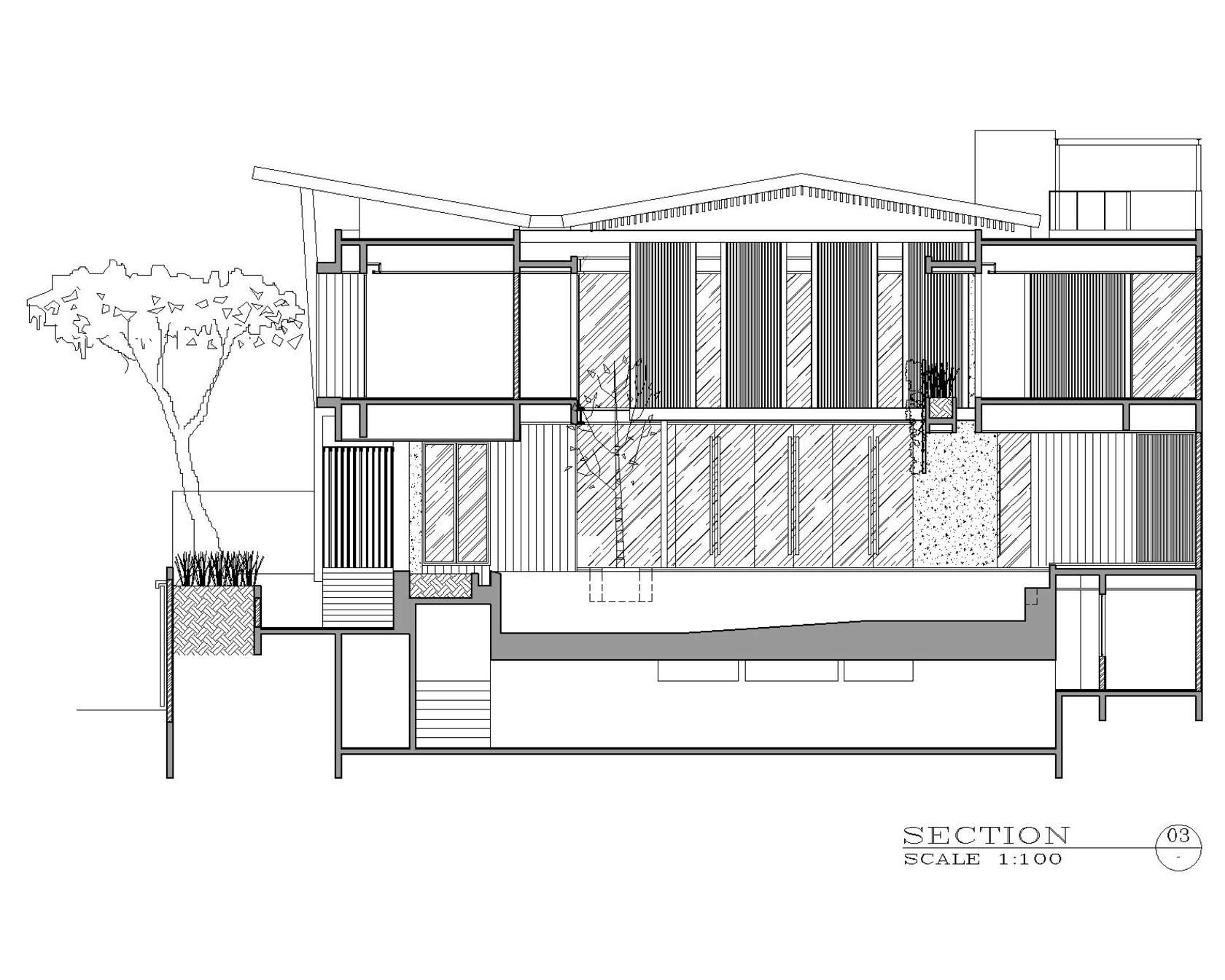 hight resolution of  ben house gp by wahana architects 16