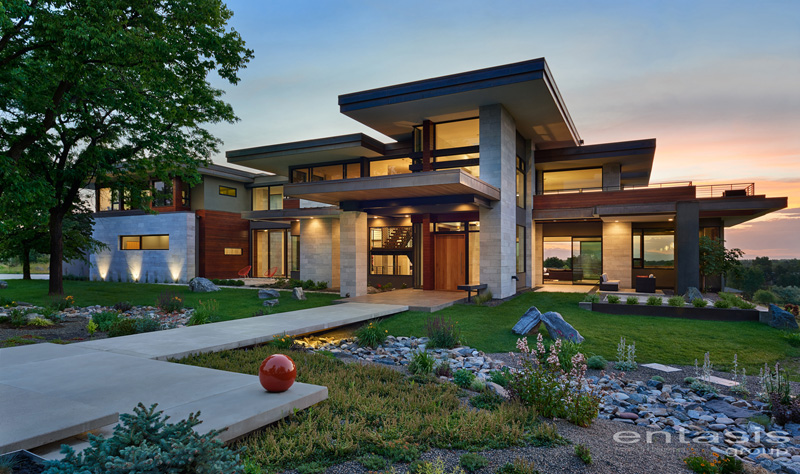 The CHV House In Cherry Hills Village By Entasis Group