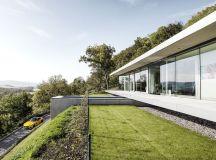 The ultramodern mountain villa K by Paul de Ruiter ...