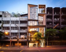 Siri House Idin Architects - Caandesign Architecture