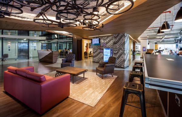 Red Bull Offices In Mexico City Space - Caandesign
