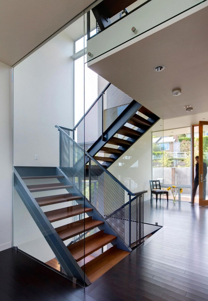 Stair House in Seattle by David Coleman Architecture