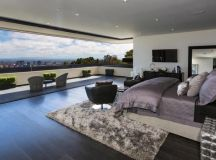 Stradella Ultramodern Masterpiece Home on the Hollywood ...