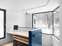 NatureHumaine redesigned the McCulloch Residence, a 1860s ...