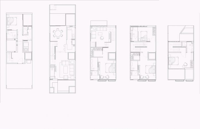 Charlton 27 is a 27-unit cluster terrace project in the