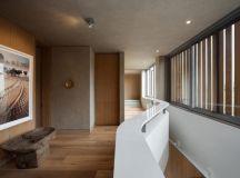 SAOTA designed the Beachyhead residence, a modern ...