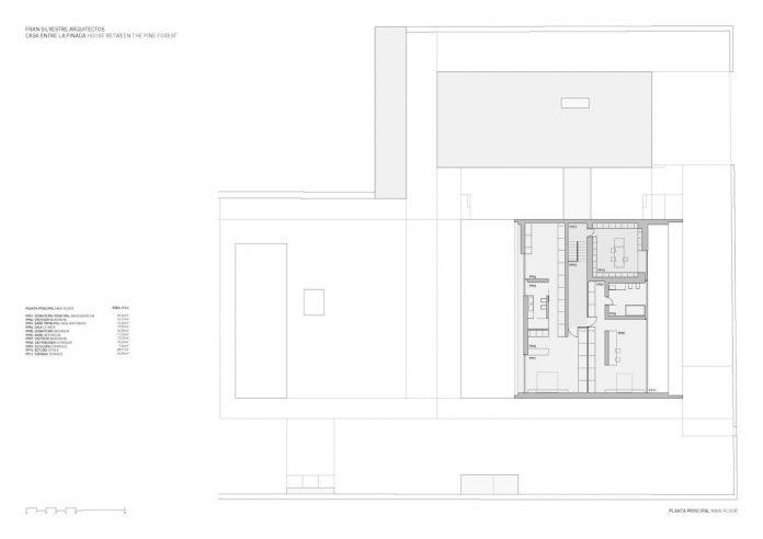 La Pinada House by Fran Silvestre Arquitectos: a
