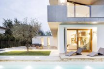 Contemporary Summer Villa In Forte Dei Marmi