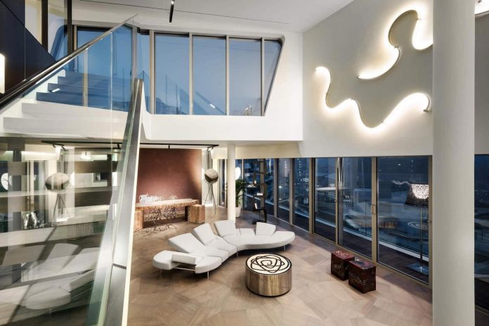 Ultra Modern Penthouse One11 by Milano Contract District could be your next dream home