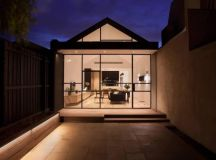 Burnley residential renovation included an industrial ...