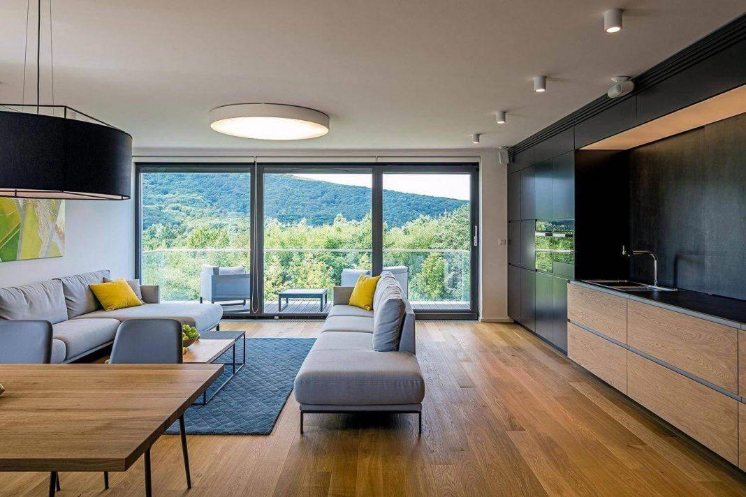 Villa Vista Large Bright Open Space Apartment In