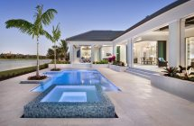 Lake-view Home In Naples Florida Smart System