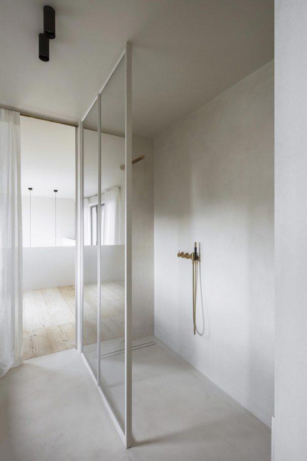 Minimalist Interior Design Of Cube Apartment Designed