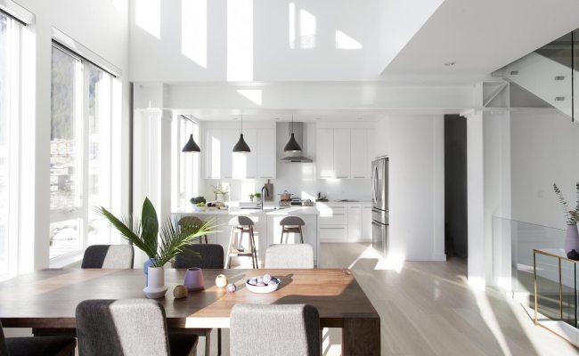 Indigo Lane By Stark Architecture Modern Two Story House