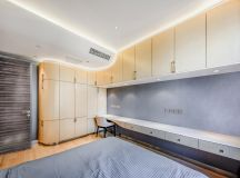 Atelier Alter designed this apartment in Beijing which is ...