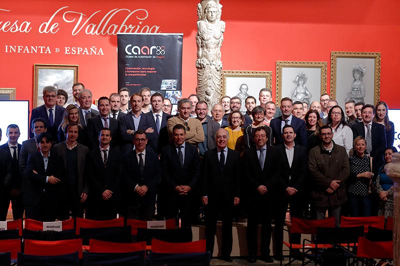 El Clúster de Automoción de Aragón incorpora 8 nuevas empresas en 2018