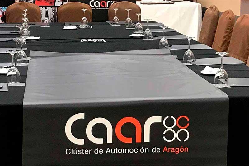 El Clúster de Automoción de Aragón incorpora a 7 nuevos socios