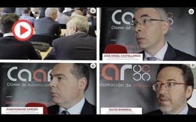Video. Innovación Tecnológica para el desarrollo del vehículo eléctrico en Aragón