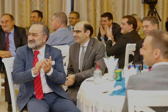 Sawirro: Dadka Turkish-ka ah ee Muqdisho jooga oo si weyn loo maasuusay xalay