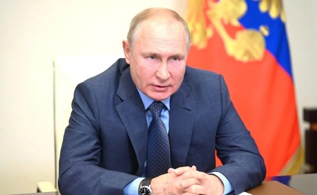 Putin oo taageeray Taalibaan una digay Reer Galbeedka