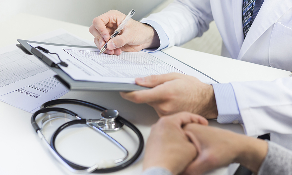 Bien remplir le questionnaire de santé