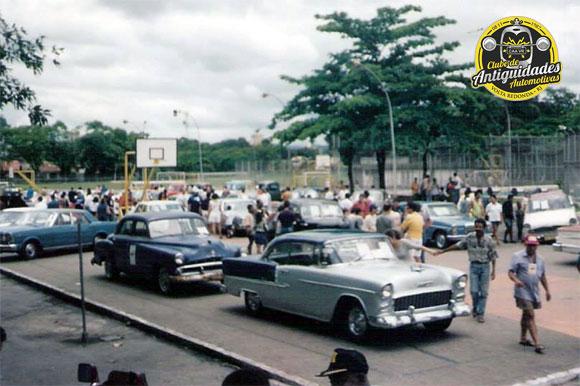 Clube de Antiguidades Automotivas de Volta Redonda - 1993