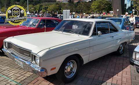 Fernando dos Santos Oliveira - Dodge Dart Coupé de Luxo 1975