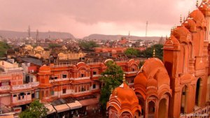 The fabled city of Jaipur was established by the successors of one of Aurangzeb's most formidable Rajput Allies.
