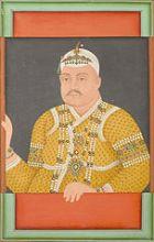 The fourth generation Nizam Nasir ud-Daula symbolized a return to prudency.