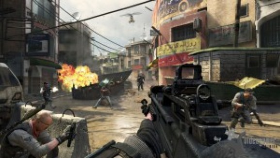 Call of Duty Black Ops 2  isn't done with Pakistan yet. Strike Force Mission 5: Dispatch takes place in Peshawar, capital of the North-West Frontier Province.