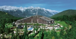 The 2015 Bilderberg Conference will take place from June 11-14 at this pyramid shaped hotel in Austria. This hotel is located near the Austrian border. On the other side is the German province of Bavaria! And the town of Bavaria is two hours away. Adam Weishaupt would be proud!