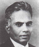 The last Prime Minister of the Nizam Laik Ali. Did he represent British Intelligence? He would later surface in America.