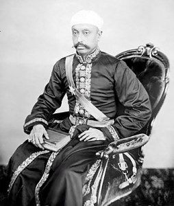 Salar Jung I was clearly one of the best statesmen India had ever produced.