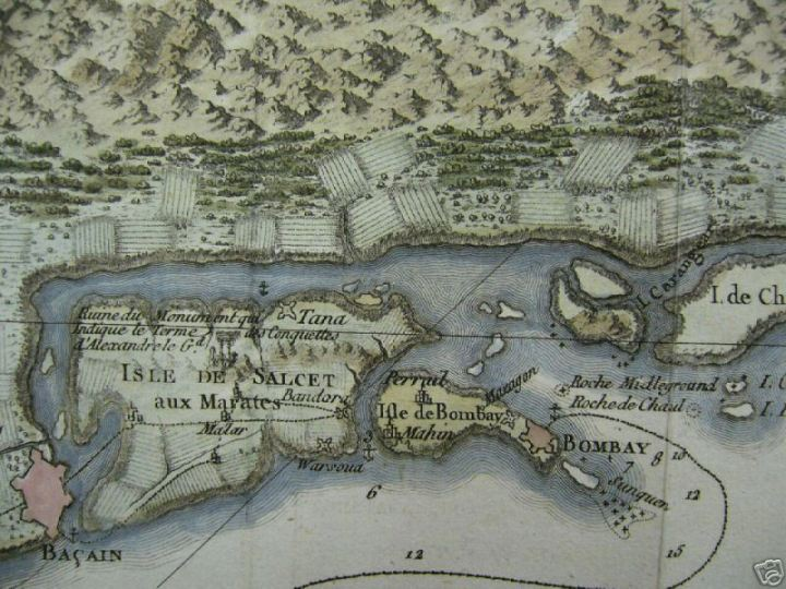 "Note the location selected for Bombay Castle, which would be definitely hard to control by the Mughals, who lacked a well-developed navy. The British clearly had imperial ambitions from the very beginning. On the other hand, genuine ""traders"" from other Asian countries never bothered to hole themselves in impregnable forts."