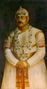 The administration of the fifth generation Nizam Afzal ud-Daula was carried out by his highly capable regent Salar Jung I. This was a very precarious time for Hyderabad State.