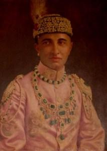 Nawab Raza Ali Khan of Rampur was involved in Illuminati activity.