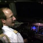 The pilot, Urs Zimmermann