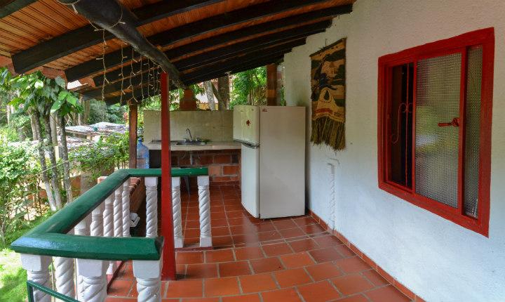pasillos cocina