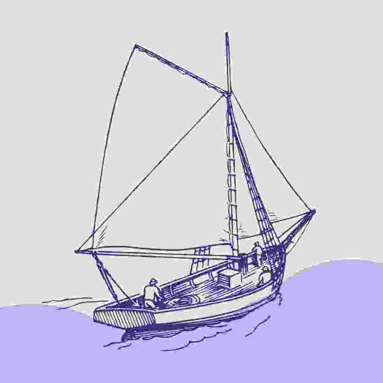 Boat illustration 4