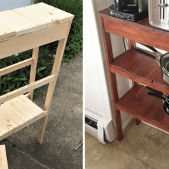 Kitchen Console Table Light Diy Cabana State Of Mind