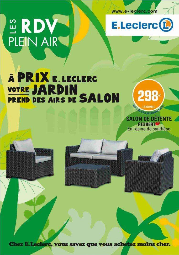 stunning salon de jardin tresse noir leclerc pictures. Black Bedroom Furniture Sets. Home Design Ideas