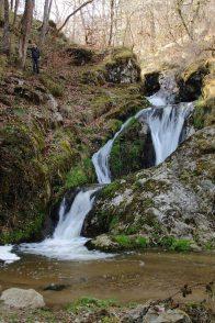 Proche de Saint Gervais d'Auvergne, une cascade à venir découvrir