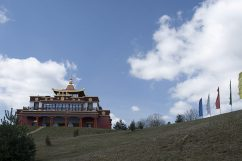 Temple Boudhiste de Biollet