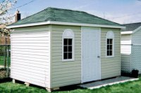 Metal Shed. Halls Popular X8. How To Build A Storage Shed ...
