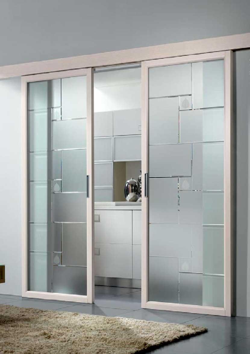 Porte vetrate porte in vetro porte in vetro decorato