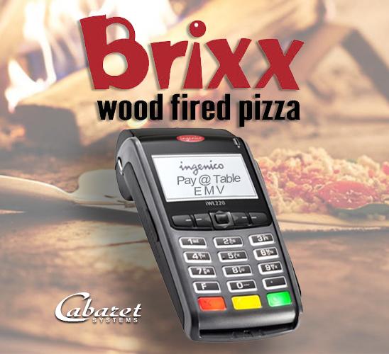 Brixx Pay at Table