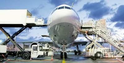 Transport international air