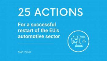 COVID-19 : Le secteur automobile demande des incitations au renouvellement des véhicules pour relancer la reprise économique