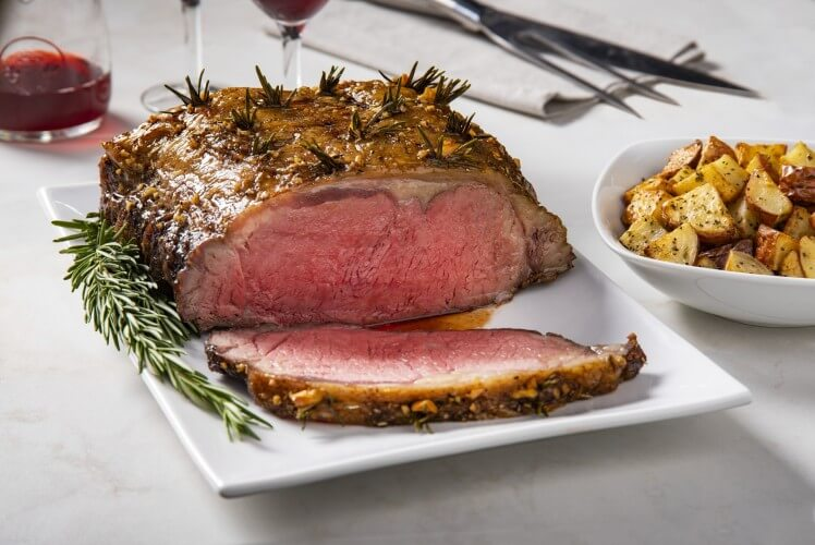 """News Release: """"Roast Perfect"""" app takes the guesswork out of roasting beef"""