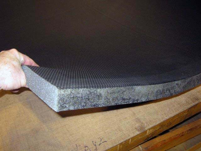 Tractor Cabs and Cab Enclosures  Insulation Material 11